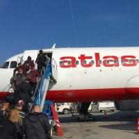 Авиакомпания Atlasglobal стала партнером Омского аэропорта