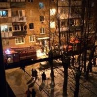 В неблагополучном районе Омска сгорела квартира