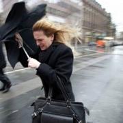 В Омске ожидают ураган
