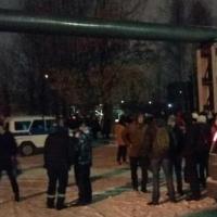 Из омской кондитерской фабрики эвакуировали людей