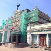 Омская драма получит 17 млн рублей на укрепление фундамента театра