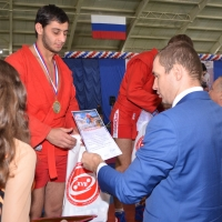 В Омске завершились соревнования по самбо на призы Александра Пушницы