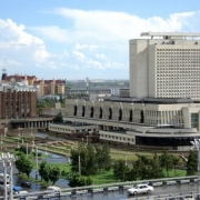 Историю Омска покажут на льду