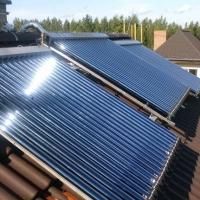 Использование солнечного тепла для домашних потребностей