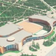 В омском парке 30-летия ВЛКСМ планируют построить аквапарк и комплекс для детей