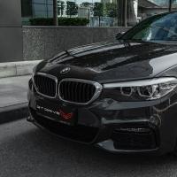 У омского полицейского нашли BMW, который оказался не по карману его семье
