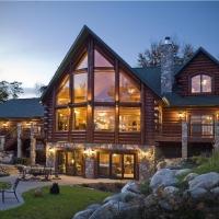 Деревянный дом: там, где уютно