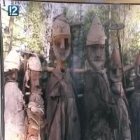 Участник Битвы экстрасенсов нашел в омском музее души