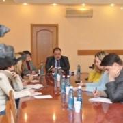 Генеральный директор омского водоканала встретился с журналистами