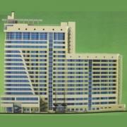 Омские зодчие раскритиковали проект отеля-корабля на улице Жукова