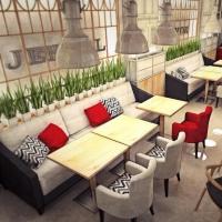 Как выбрать мебель для кафе, бара, ресторана?