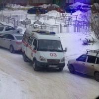 Пьяный омич избил водителя скорой помощи