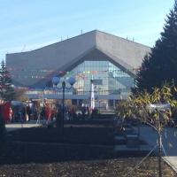СКК имени Блинова открыли после 30-дневного простоя