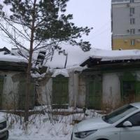 Очередной объект культурного наследия рушится в Омске