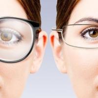 Как подобрать линзы для очков