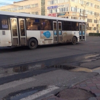 Глава дептранспорта начал объяснять омичам новую маршрутную сеть