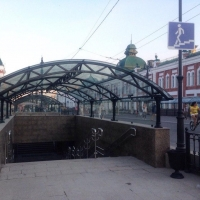 Подземный переход на Любинском в Омске будут охранять 2928 часов