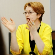 Елена Мамонтова стала замом в омском ТЮЗе