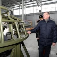 Бурков рассказал о своем умении управлять танком