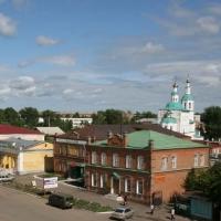 Тара стала одним из лучших малых культурных городов России