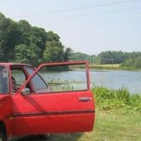 В Омской области вынесли приговор пьяному водителю, утопившему машину и жену