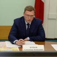 Бурков рассказал министру транспорта о ремонте омских дорог