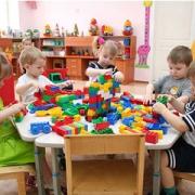 Детским сад для 140 малышей