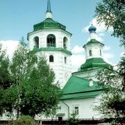 Девичий монастырь в Иркутске