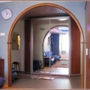 Готовые дверные арки
