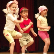 Танцевать могут все дети без исключения