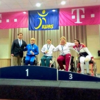 Четверо омичей отправились на Кубок мира по фехтованию на колясках