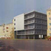 В Омске планируют построить дом без первого этажа