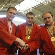 На Всероссийском турнире по борьбе самбо омичи получили 25 наград