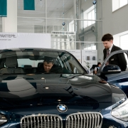 Осенний тест-драйв weekend BMW 29-30 октября 2011г.