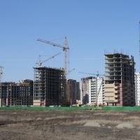 Количество вводимого в Омске жилья увеличилось в 2,6 раза