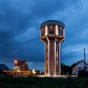 Принцип работы водонапорной башни