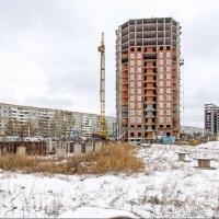 В 2017 году в Омской области построили более 430 тысяч кв. м жилья