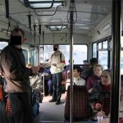 Омские студенты протестуют против дорогих проездных