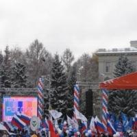 4 ноября на Соборной площади омичей ждет большая праздничная программа
