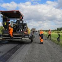 Масштабный ремонт дорог в Омской области планируется начать с мая