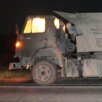 Водитель КамАЗа погиб при столкновении с фурой под Омском