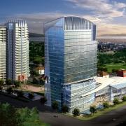 Центр города представили в 3D