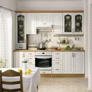 Из чего делаются современные кухни?