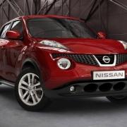 В Омске презентовали Nissan Juke