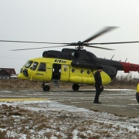 Медики Омской области перевезли на вертолетах более 500 пациентов