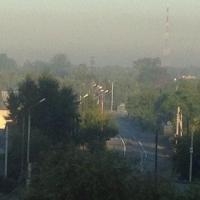 Омичи вновь жалуются на смог и вонь