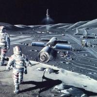 Учёные провели на Луну широкополосный интернет