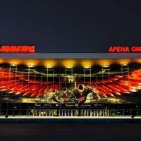 Посещаемость «Арены Омск» упала на почти на 13%