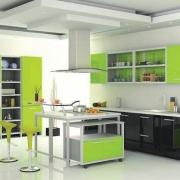Выбор оптимального варианта планировки кухни