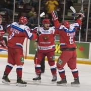 Омский хоккеист помог сборной России выиграть суперсерию